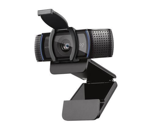 Logitech C920s Pro webcam 1920 x 1080 pixels USB Black