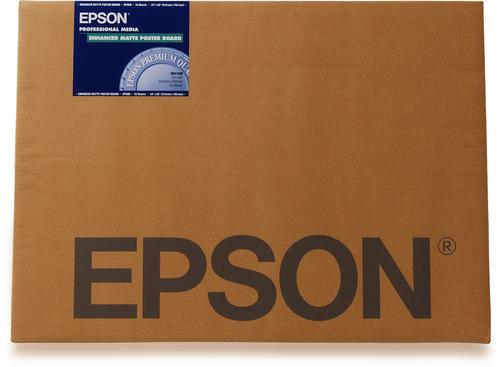 Epson Enhanced Matte Posterboard, DIN A3+, 800g/m², 20 Vel