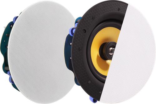 Vision CS-1900 luidspreker 1-weg 60 W Zwart, Wit, Geel Bedraad