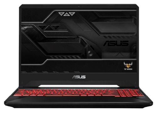 "ASUS TUF Gaming FX505DY-BQ024T Black Notebook 39.6 cm (15.6"") 1920 x 1080 pixels AMD Ryzen 5 8 GB DDR4-SDRAM 512 GB SSD AMD Rad"