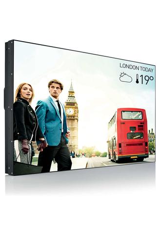 "Philips Signage Solutions 49BDL3005X/00 beeldkrant 123,2 cm (48.5"") LED Full HD Digitale signage flatscreen Zwart"