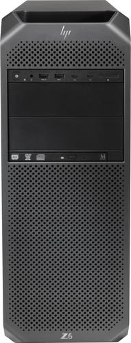 HP Z6 G4 DDR4-SDRAM 4108 Tower Intel® Xeon® 32 GB 256 GB SSD Windows 10 Pro Workstation Zwart