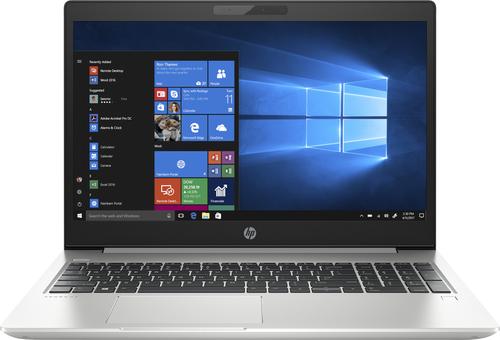 """HP ProBook 450 G6 Silver Notebook 39.6 cm (15.6"""") 1366 x 768 pixels 8th gen Intel® Core™ i3 8 GB DDR4-SDRAM 128 GB SSD Wi-Fi 5"""