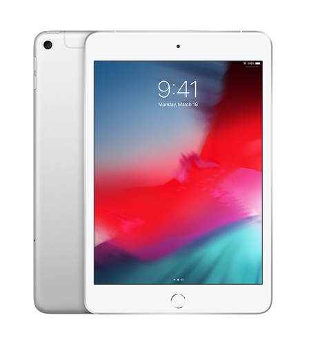 Apple iPad mini 64 GB 3G 4G Zilver