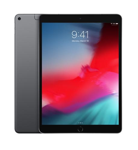 """Apple iPad Air 26.7 cm (10.5"""") 3 GB 64 GB Wi-Fi 5 (802.11ac) 4G LTE Gray iOS 12"""