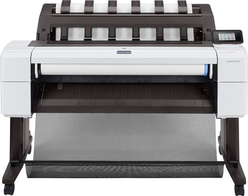 HP Designjet T1600 grootformaat-printer Thermische inkjet Kleur 2400 x 1200 DPI 914 x 1219 mm Ethernet LAN