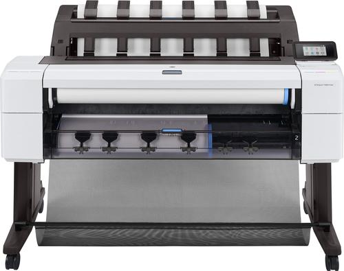 HP Designjet T1600dr grootformaat-printer Thermische inkjet Kleur 2400 x 1200 DPI A0 (841 x 1189 mm) Ethernet LAN