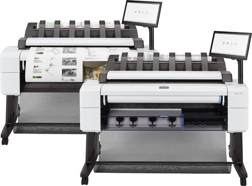 HP Designjet T2600dr grootformaat-printer Thermische inkjet Kleur 2400 x 1200 DPI Ethernet LAN