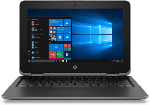"HP ProBook x360 11 G3 EE Hybride (2-in-1) Zwart 29,5 cm (11.6"") 1366 x 768 Pixels Touchscreen Intel® Pentium® Silver 4 GB DDR4-"