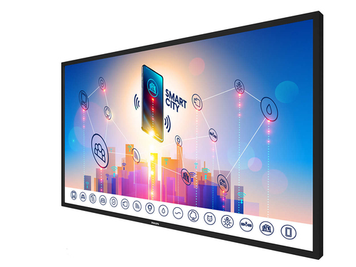 """Philips 86BDL3012T/00 beeldkrant 2,17 m (85.6"""") 4K Ultra HD Zwart Touchscreen"""