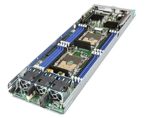 Intel System HNS2600BPBR Compute Module S2600BPBR Node NO CPU 0.00GHZ server/workstation motherboard Intel® C621