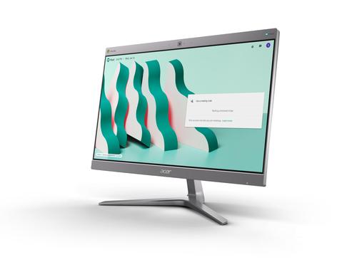 "Acer Chromebase 24 CA24V2 i7 Touch 60,5 cm (23.8"") 1920 x 1080 Pixels Touchscreen Intel® 8de generatie Core™ i7 4 GB DDR4-SDRAM"