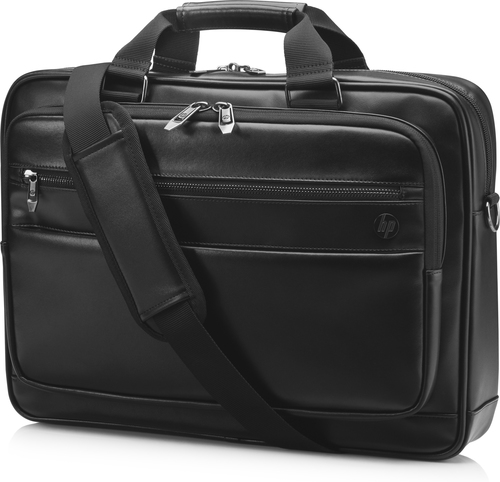 HP Executive 15.6 Leather Top Load notebook case