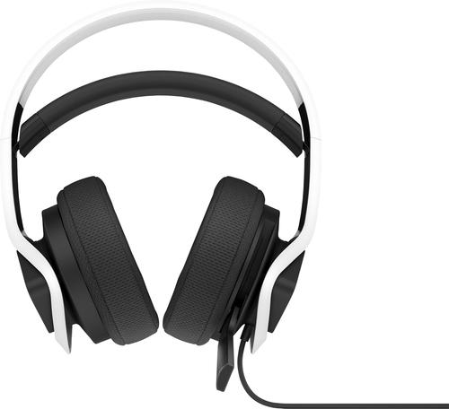 HP 6MF36AA hoofdtelefoon/headset Hoofdband Wit