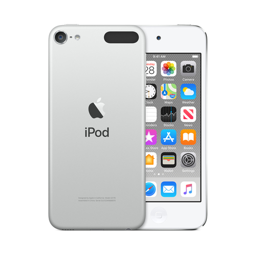 Apple iPod touch 128GB MP4 player Silver