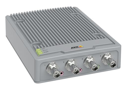 Axis P7304 videoserver/-encoder 1920 x 1080 Pixels 30 fps