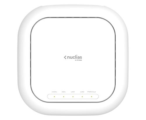 D-Link DBA-2820P draadloos toegangspunt (WAP) 2600 Mbit/s Wit Power over Ethernet (PoE)