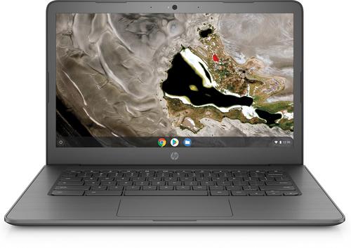 """HP Chromebook 14A G5 Grey 35.6 cm (14"""") 1920 x 1080 pixels Touchscreen 7th Generation AMD A4-Series APUs 4 GB DDR4-SDRAM 32 GB"""