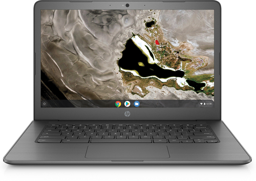 """HP Chromebook 14A G5 Notebook 35.6 cm (14"""") 1366 x 768 pixels AMD A4 4 GB DDR4-SDRAM 32 GB eMMC Wi-Fi 5 (802.11ac) Chrome OS Gr"""