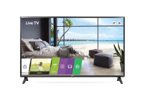 "LG 43LT340C0ZB beeldkrant 109,2 cm (43"") LED Full HD Digitale signage flatscreen Zwart"