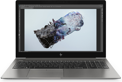 "HP ZBook 15u G6 Silver Mobile workstation 39.6 cm (15.6"") 1920 x 1080 pixels 8th gen Intel® Core™ i7 16 GB DDR4-SDRAM 512 GB SS"