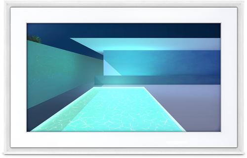 "Netgear MC327WL digital photo frame 68.6 cm (27"") Wi-Fi White"
