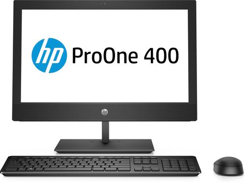 """HP ProOne 400 G5 50.8 cm (20"""") 1600 x 900 pixels 9th gen Intel® Core™ i5 8 GB DDR4-SDRAM 256 GB SSD Wi-Fi 5 (802.11ac) Black Al"""