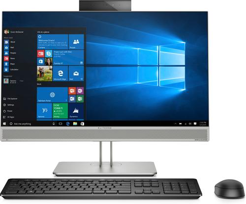 "HP EliteOne 800 G5 60.5 cm (23.8"") 1920 x 1080 pixels Touchscreen 9th gen Intel® Core™ i5 16 GB DDR4-SDRAM 512 GB SSD Silver Al"
