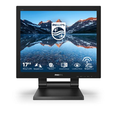 "Philips B Line 172B9T/00 LED display 43,2 cm (17"") 1280 x 1024 Pixels SXGA LCD Zwart"