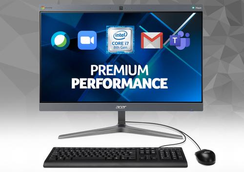 "Acer Chromebase 24 DQ.Z0ZEK.001 All-in-One PC/workstation 60.5 cm (23.8"") 1920 x 1080 pixels Touchscreen 8th gen Intel® Core™ i"