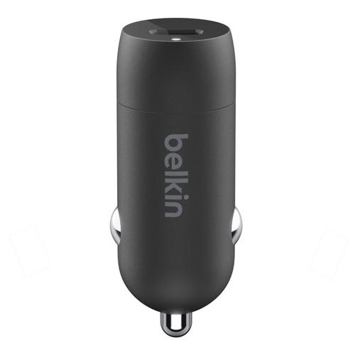 Belkin F7U099BT04-BLK oplader voor mobiele apparatuur Auto Zwart