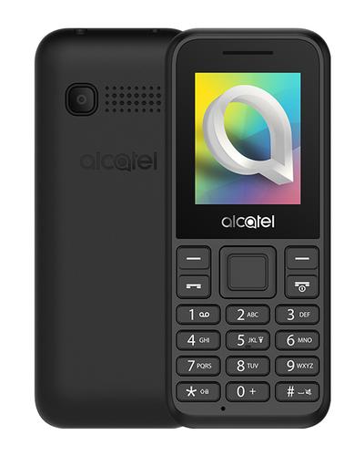 "Alcatel 1066D 4,57 cm (1.8"") 63 g Zwart Basistelefoon"