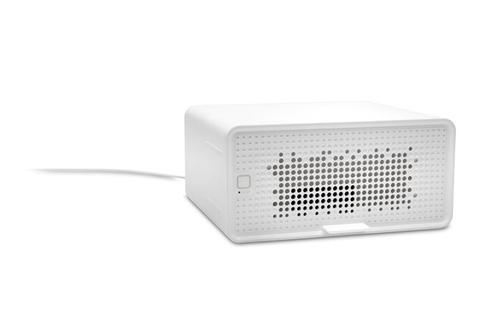 Kensington K55462EU air purifier 1.5 m² 45 dB White