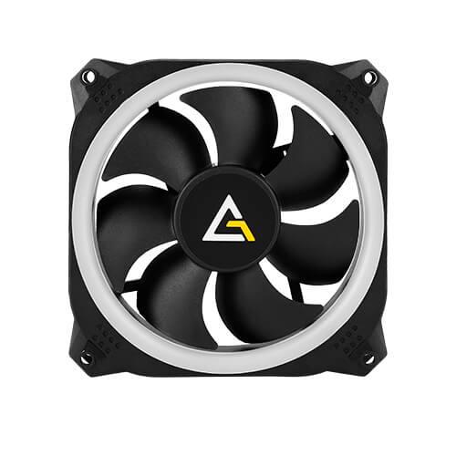 Antec Prizm 120 ARGB Computer behuizing Ventilator 12 cm Zwart