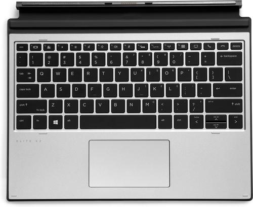 HP Elite x2 G4 mobile device keyboard Silver Pogo Pin