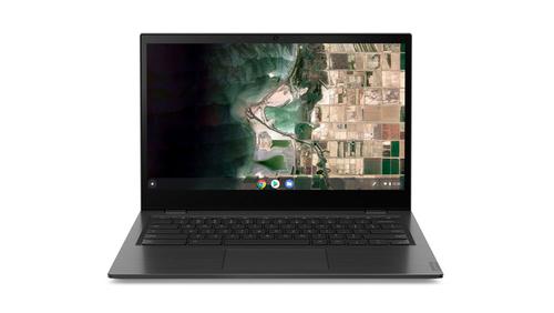 """Lenovo 14e Grey Chromebook 35.6 cm (14"""") 1920 x 1080 pixels Touchscreen AMD A A4-9120C 4 GB DDR4-SDRAM 64 GB eMMC"""