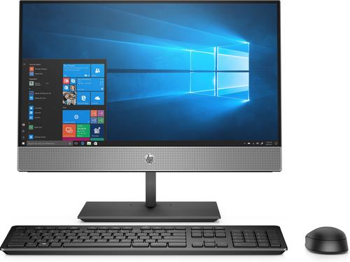 "HP ProOne 600 G5 54.6 cm (21.5"") 1920 x 1080 pixels 9th gen Intel® Core™ i5 8 GB DDR4-SDRAM 1000 GB HDD Wi-Fi 5 (802.11ac) Grey"