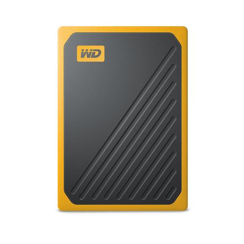 Sandisk My Passport Go 2000 GB Black,Orange
