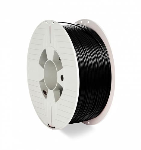 Verbatim 55318 3D-printmateriaal Polymelkzuur Zwart 1 kg