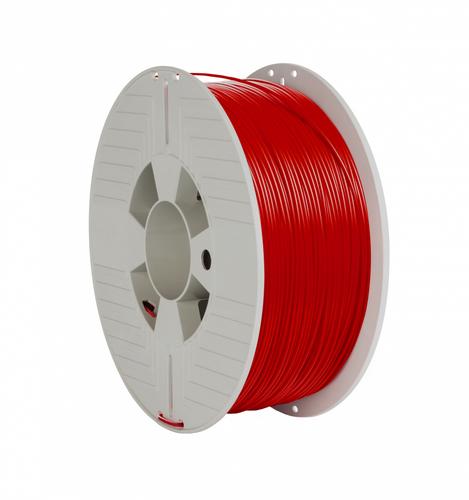 Verbatim 55320 3D-printmateriaal Polymelkzuur Rood 1 kg