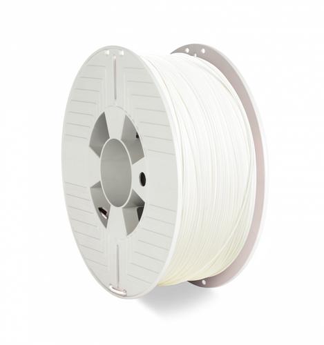 Verbatim 55315 3D-printmateriaal Polymelkzuur Wit 1 kg