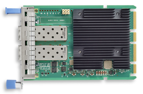 Lenovo 4XC7A08264 netwerkkaart & -adapter Intern