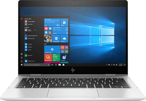 """HP EliteBook x360 830 G6 Silver Hybrid (2-in-1) 33.8 cm (13.3"""") 1920 x 1080 pixels Touchscreen 8th gen Intel® Core™ i5 8 GB DDR"""