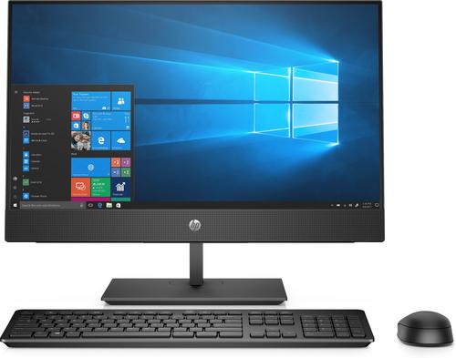 """HP ProOne 440 G5 60.5 cm (23.8"""") 1920 x 1080 pixels Touchscreen 9th gen Intel® Core™ i5 8 GB DDR4-SDRAM 256 GB SSD Wi-Fi 5 (802"""