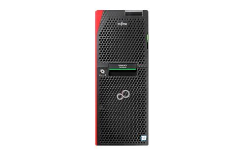 Fujitsu PRIMERGY TX2550 M5 server Intel Xeon Silver 2.1 GHz 16 GB DDR4-SDRAM Tower 800 W