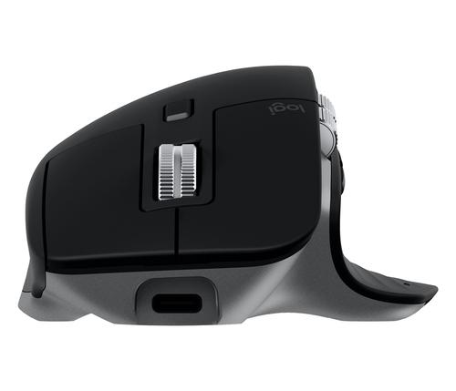 Logitech MX Master 3 for Mac muis Rechtshandig Bluetooth Laser 4000 DPI