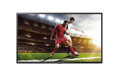 "LG 49UT640S0ZA tv 124,5 cm (49"") 4K Ultra HD Zwart"