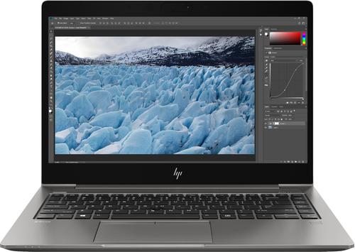 "HP ZBook 14u G6 Zilver Mobiel werkstation 35,6 cm (14"") 1920 x 1080 Pixels Touchscreen Intel® 8de generatie Core™ i7 16 GB DDR4"