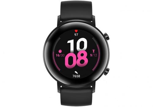 "Huawei WATCH GT 2 smartwatch Zwart AMOLED 3,05 cm (1.2"") GPS"