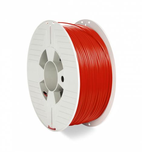 Verbatim 55053 3D-printmateriaal Polyethyleentereftalaatglycol (PETG) Rood 1 kg
